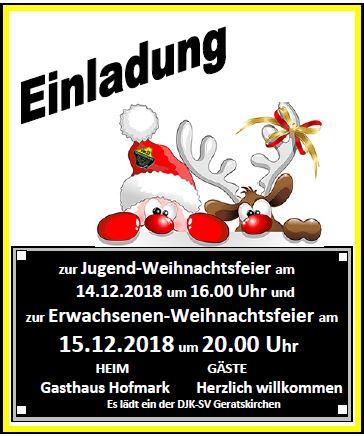20181113_SVG-Weihnachtsfeier 2018-Flyer